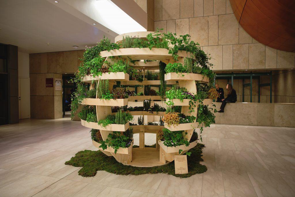 So sieht dein zukünftiger urbaner Garten aus. | Photo: Ilona Vibe