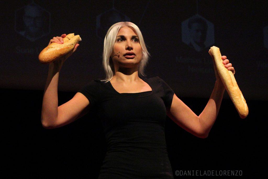 Selina Juul ist Dänemarks größte Food-Saverin.