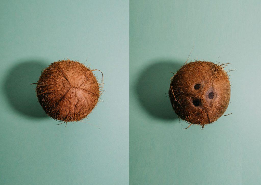 deine pflanzen im kokoskleid diy blumenampel ou magazin. Black Bedroom Furniture Sets. Home Design Ideas