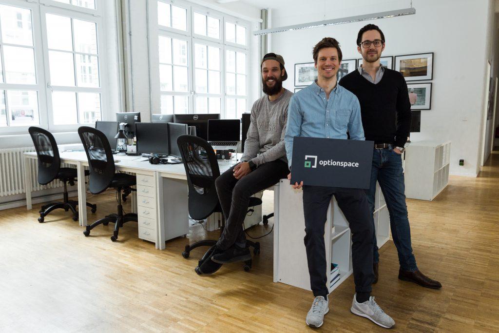 Gründer von optionspace